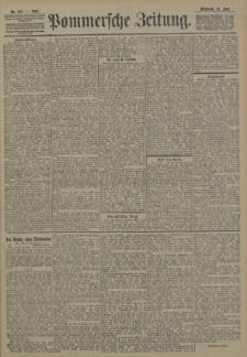 Pommersche Zeitung : organ für Politik und Provinzial-Interessen. 1905 Nr. 138