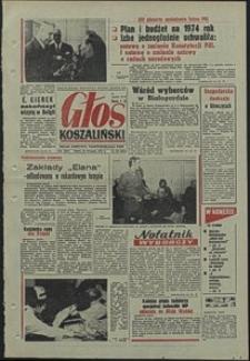 Głos Koszaliński. 1973, listopad, nr 327