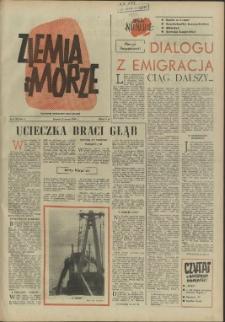 Ziemia i Morze : tygodnik społeczno-kulturalny. R.2, 1957 nr 6