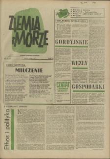 Ziemia i Morze : tygodnik społeczno-kulturalny. R.2, 1957 nr 7