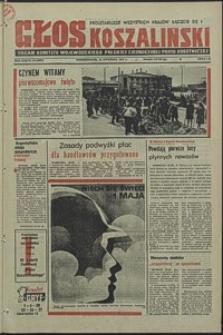 Głos Koszaliński. 1974, kwiecień, nr 119