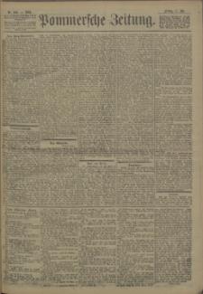 Pommersche Zeitung : organ für Politik und Provinzial-Interessen. 1902 Nr. 165