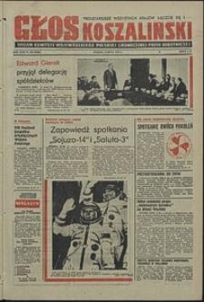 Głos Koszaliński. 1974, lipiec, nr 186