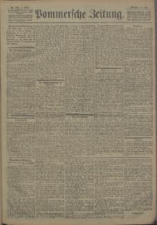 Pommersche Zeitung : organ für Politik und Provinzial-Interessen. 1902 Nr. 189