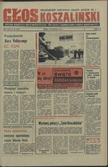 Głos Koszaliński. 1974, wrzesień, nr 261