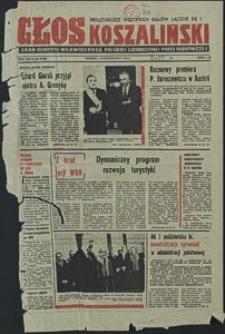 Głos Koszaliński. 1974, październik, nr 274