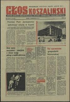 Głos Koszaliński. 1974, październik, nr 277