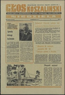Głos Koszaliński. 1974, październik, nr 279