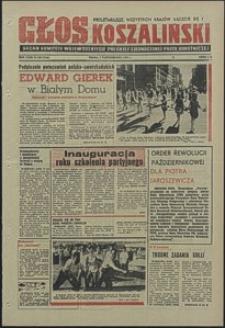 Głos Koszaliński. 1974, październik, nr 282