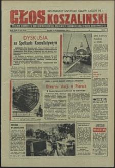 Głos Koszaliński. 1974, październik, nr 291
