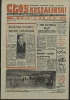 Głos Koszaliński. 1974, grudzień, nr 356