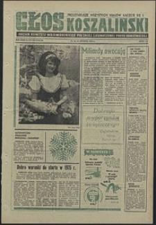 Głos Koszaliński. 1974, grudzień, nr 358/359/360