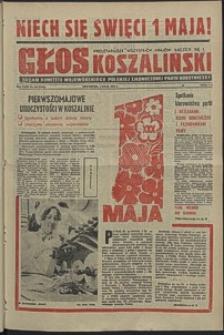 Głos Koszaliński. 1975, maj, nr 104