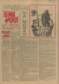 Ziemia i Morze : tygodnik społeczno-kulturalny. R.2, 1957 nr 15