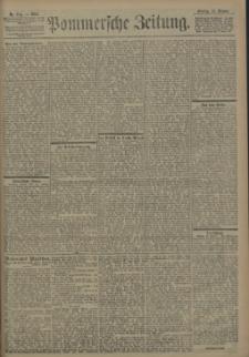 Pommersche Zeitung : organ für Politik und Provinzial-Interessen. 1902 Nr. 260