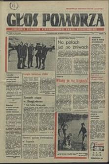 Głos Pomorza. 1975, sierpień, nr 186