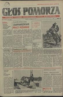 Głos Pomorza. 1975, sierpień, nr 193