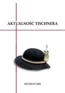 Aktualność Tischnera. Materiały pokonferencyjne