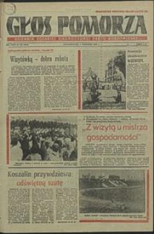 Głos Pomorza. 1975, wrzesień, nr 196