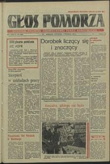 Głos Pomorza. 1975, wrzesień, nr 199