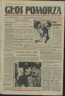 Głos Pomorza. 1975, październik, nr 241