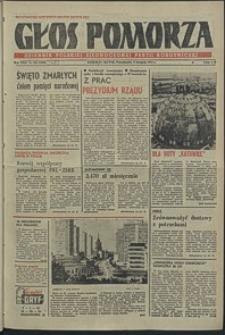 Głos Pomorza. 1975, listopad, nr 243