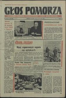 Głos Pomorza. 1975, listopad, nr 256
