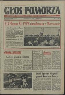 Głos Pomorza. 1975, listopad, nr 259