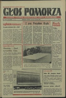 Głos Pomorza. 1975, grudzień, nr 282