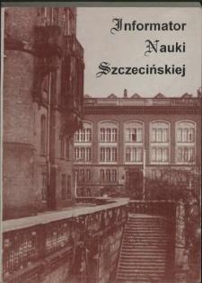 Informator nauki szczecińskiej