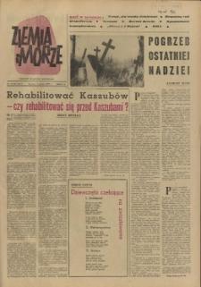Ziemia i Morze : tygodnik społeczno-kulturalny. R.2, 1957 nr 19