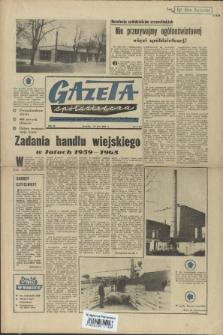 Gazeta Spółdzielcza : ilustrowany tygodnik gospodarczo-społeczny. R.3, 1959 nr 5