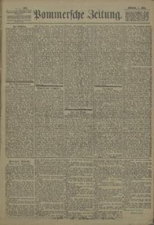 Pommersche Zeitung : organ für Politik und Provinzial-Interessen. 1903 Nr. 85