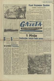 Gazeta Spółdzielcza : ilustrowany tygodnik gospodarczo-społeczny. R.3, 1959 nr 16