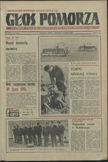 Głos Pomorza. 1976, kwiecień, nr 84