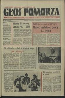 Głos Pomorza. 1976, kwiecień, nr 91