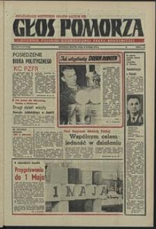 Głos Pomorza. 1976, kwiecień, nr 97