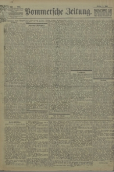 Pommersche Zeitung : organ für Politik und Provinzial-Interessen. 1903 Nr. 130