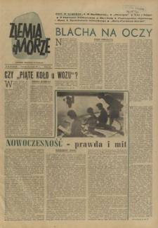 Ziemia i Morze : tygodnik społeczno-kulturalny. R.2, 1957 nr 23