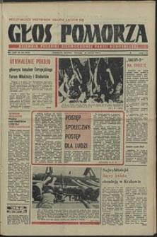 Głos Pomorza. 1976, czerwiec, nr 144