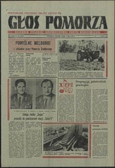 Głos Pomorza. 1976, lipiec, nr 156