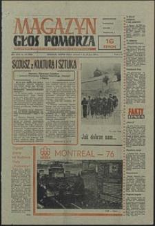 Głos Pomorza. 1976, lipiec, nr 163