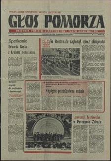 Głos Pomorza. 1976, lipiec, nr 164
