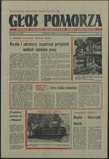 Głos Pomorza. 1976, lipiec, nr 165