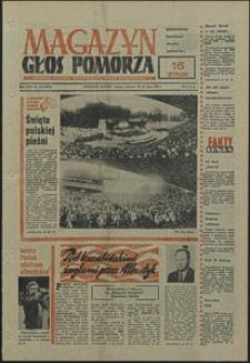 Głos Pomorza. 1976, lipiec, nr 168