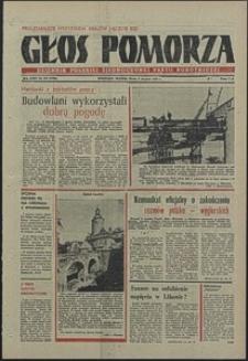 Głos Pomorza. 1976, sierpień, nr 177