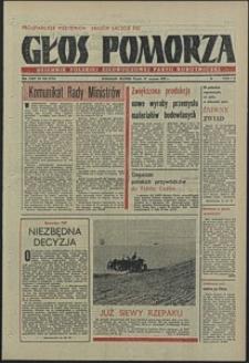 Głos Pomorza. 1976, sierpień, nr 184