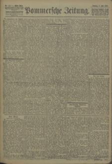 Pommersche Zeitung : organ für Politik und Provinzial-Interessen. 1903 Nr. 155 Blatt 2