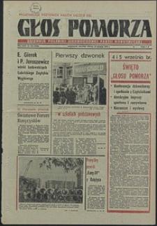 Głos Pomorza. 1976, sierpień, nr 193