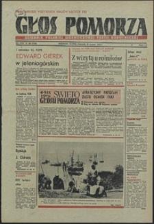 Głos Pomorza. 1976, sierpień, nr 195